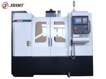 Heavy Duty VMC-850C CNC Metal Milling Machine 4 Axis 3 Axis VMC ISO9001 Compliant